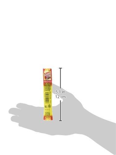 Slim Jim Snack-Sized Smoked Meat Stick, Original Flavor, 33.6 Ounce by Slim Jim (Image #13)