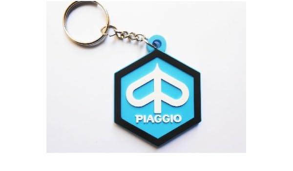 Keychains - Puerta llaves Piaggio - azul - Italia ...