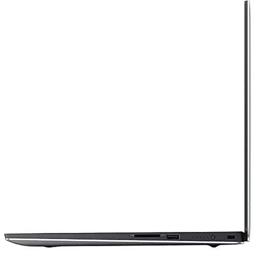 """Dell XPS 15 - 9560 Intel Core i7-7700HQ X4 2.8GHz 32GB 1TB SSD 15.6"""" Win10,Silver"""