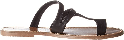 Les P'tites Bombes Women's Texane Flip Flops Black (Noir) Uk6wvVDC