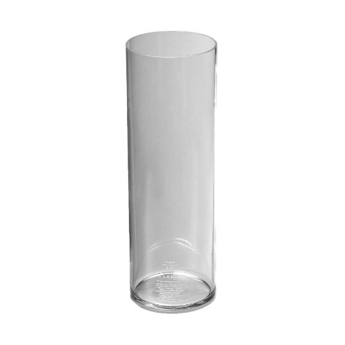 (Corning Pyrex 6945-6L Borosilicate Glass Reusable Cylindrical Chromatography Developing Tank, 6.6L Capacity)