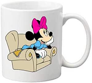 Creative Cut 8697996 Ceramic Mug, White