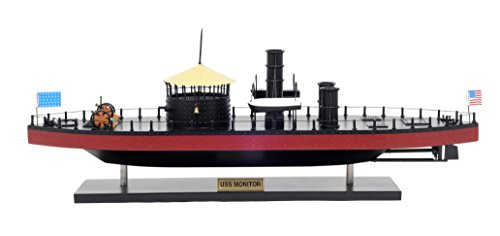 - Old Modern Handicrafts USS Monitor Collectible