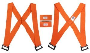Forearm Forklift Harness | 2 Person Lifting and Moving System | Lift like a Pro and Move Heavy Appliances | Rated up to 800 lbs