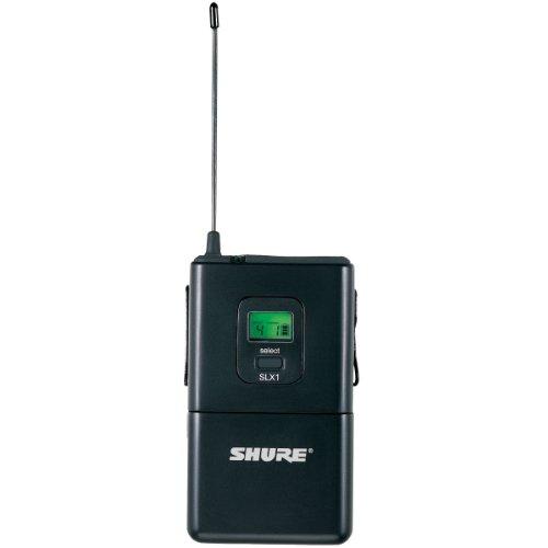 Shure SLX1 Wireless Bodypack Transmitter, J3 by Shure