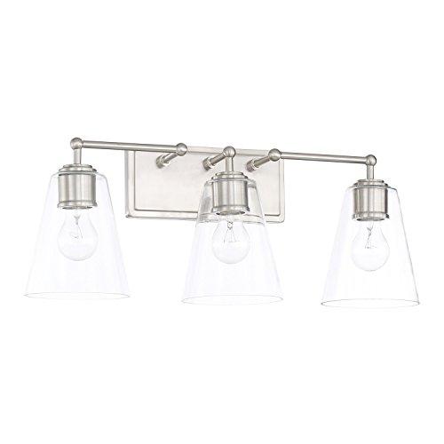 Capital Lighting 121731BN-431 Three Light Vanity