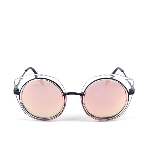 Lunettes Lunettes Pink Polarisées Femme Colorées Soleil De De De Mode Black de Pink Couleur Frame Soleil Lens Lunettes Frame LBY Soleil Black Lens Enduites 8XwdxqRX