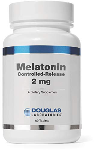 - Douglas Laboratories - Melatonin Controlled-Release (2 mg.) - Supports Normal Sleep/Wake Cycles and Healthy Immune Function* - 60 Tablets