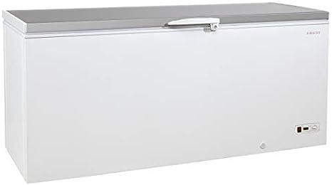 Congelador horizontal Jocel JCH-450, 450 litros, Blanco, Clase de ...