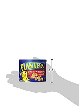Planters Peanuts, Sweet N Crunchy, 6 Count, 60 Ounce 5