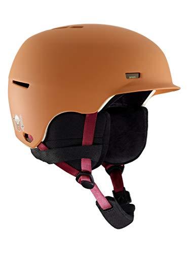 Anon Men's Highwire Snow Helmet, DOA Orange, Medium