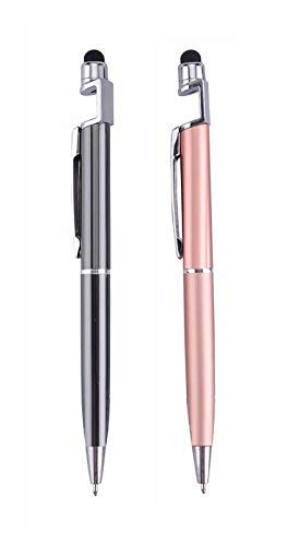 FEDUS┬о Universal Touch Screen Capacitive Stylus Pen Compatible for Android iPad iPhone Samsung Tablet, All Mobile Phones, Tablet PC (Multicolour) Pack of 2