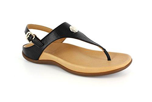 Strive Footwear Tropez Stylish Orthotic Sandal Black lH3UnJ