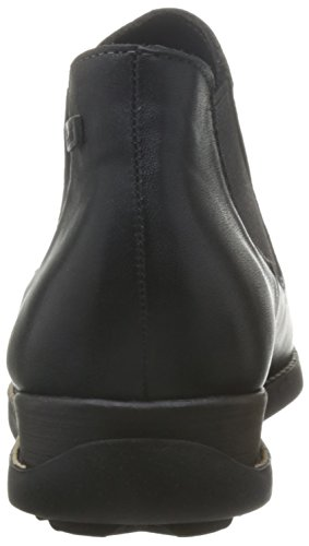 Boots Black 00 44290 TEX Ankle Black Rieker Warm Ladies Leather 14vqx0wCw