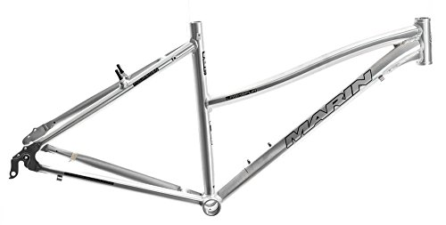 17'' MARIN LARKSPUR Women's 700C Hybrid City Bike Frame Silver Aluminum NOS NEW by Marin
