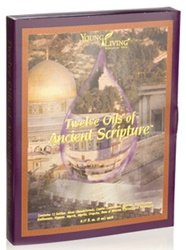 Twelve Oils of Ancient Scripture Collection of Essential Oils Found in the Bible By Young Living
