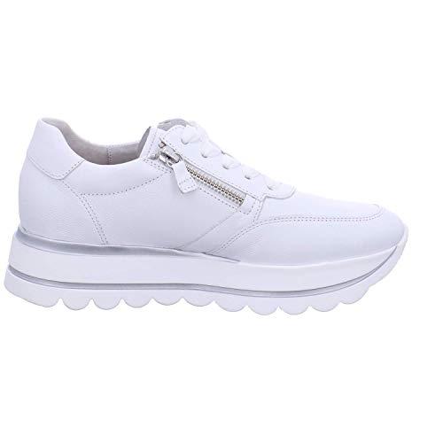 ocio Mujer Deporte 410 calzado cordones Gabor De Weiss casual 24 Negocios zapatilla FvqwBOx