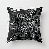 Busy Deals New Vintage Nashville Black Pillowcase Home Decoration pillowcase covers