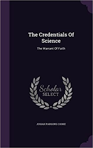 Book The Credentials Of Science: The Warrant Of Faith