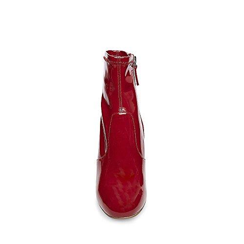 Madden Classiques Femme Gaze Bottes Motifs Steve Rouge 4COwqtnxdx