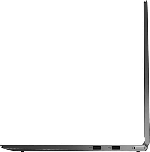 "2020 Flagship Lenovo Yoga C740 2 in 1 Laptop 15.6"" FHD IPS Touchscreen Intel Quad-Core i5-10210U (Beats i7-7500U) 12GB DDR4 256GB PCIe SSD Backlit Fingerprint Alexa WiFi Win 10 + iCarp Wireless Mouse"