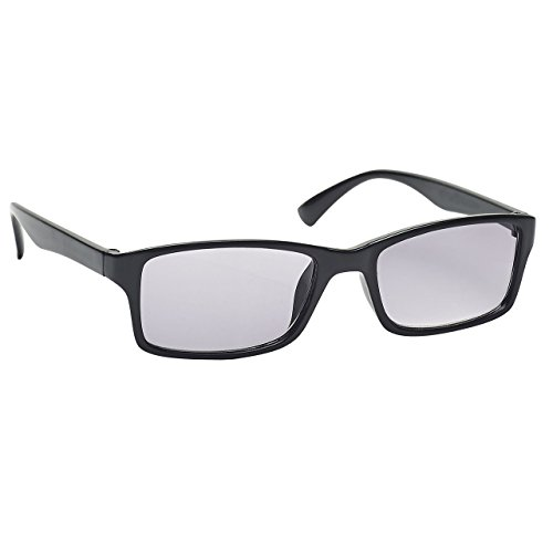 The Reading Glasses Company Black Sun Readers UV400 Designer Style Mens Womens S92-1 - Cool Glasses Prescription Non