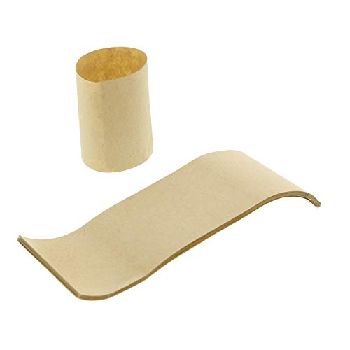 Royal Kraft Paper Napkin Bands, with Self-Sealing Glue, Package of 2000 ()