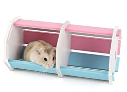 Niteangel Tunnel Toy for Hamsters, Gerbils and Rats