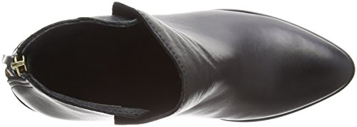 Psdolly Mujer Botines Leather para Negro Black Boot Black PIECES Fdfw1qw