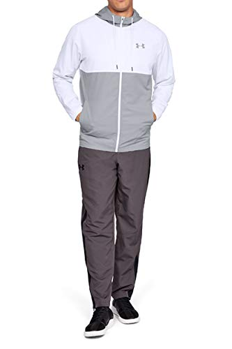 Homme Woven White overcast Under Fz Armour Sportstyle Gray Haut TUwXUq