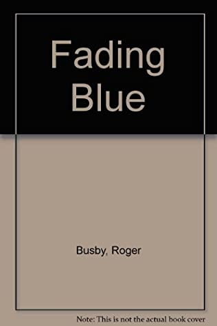 book cover of Fading Blue