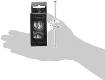 Campagnolo 2655172700-rillenkugellager und Dichtring Rillenkugellager schwarz 5x5x3cm