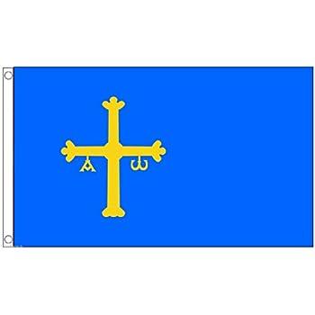 Amazon.com: España Extremadura bandera 5 x3 (59.1 x 35.4 ...