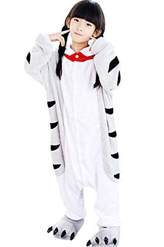 Kids Cat Unisex Pajamas Cosplay -