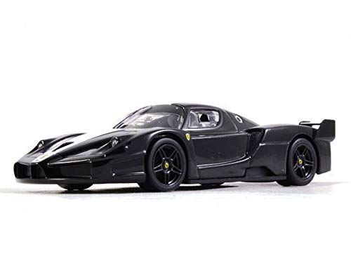 Ferrari Enzo Fxx - Ferrari Enzo FXX Black Color 1:43 Scale Sports Car Diecast Model 2002 Year