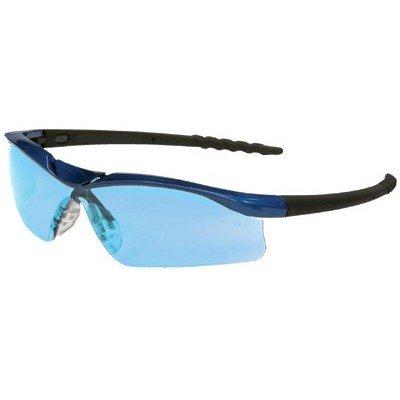 DALLAS Protective Eyewear - dallas blue metallic frmgrey af