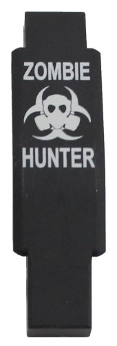 Laser Engraved Enhanced Trigger Guard - Zombie Hunter