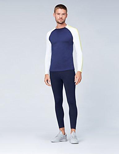 Activewear Leggings De Sport Homme Bleunavy y6bfmIY7vg
