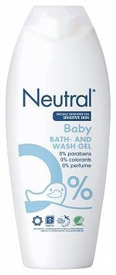 Neutral Baby Waschgel 250 ml