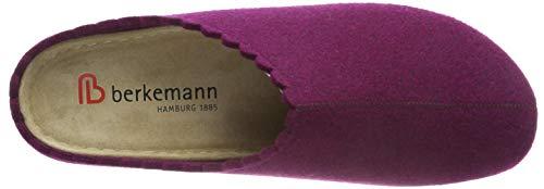 Zapatillas Berkemann Por magenta Casa Estar De Laurina 228 Para Rojo Mujer q5BxF