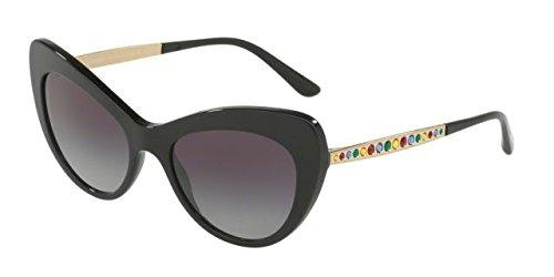 Dolce & Gabbana Women's 0DG4307B Black/Grey Gradient - Dolce Gabbana Website