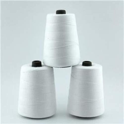 Cutex (TM) Brand 3 Cones Portable Hand Held Bag Closer Machine Thread - 8 Oz. Cones