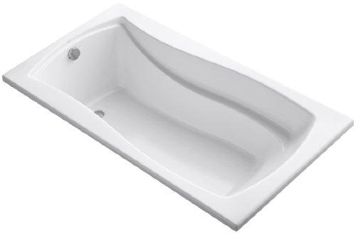 KOHLER K-1229-0 Mariposa 5.5-Foot Bath, - 36 Bath Tub