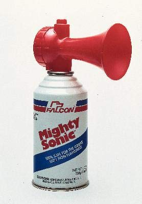 (MSN - Mighty Sonic Horn - Safety Air Horns - Case of 12 (8 oz))