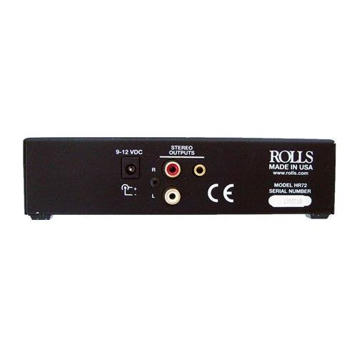 Rolls HR72 CD MP3 Player by rolls