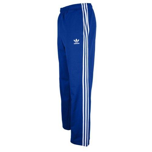 Saco Contratado Civil  Adidas Originals Mens Superstar Track Pants Royal Blue/White ...