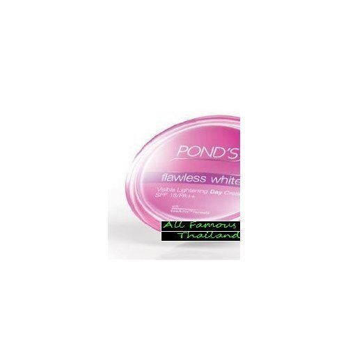 Pond's Flawless White Visible Lightening Day Cream 50 G Product of Thailand