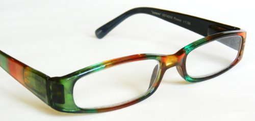Zoom Multi-color Reading Glasses with Spring Hinges -D19 - Sunglasses Zoom