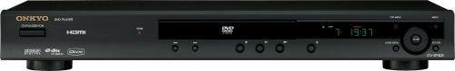 Onkyo DV-SP405 Progressive Scan DVD Player with HDMI Output (Best Onkyo Blu-ray Players)
