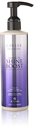 Alterna Caviar Anti Aging 3 minute Shine Boost 16.9 oz by Alterna
